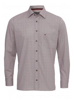 Modernes Herrenhemd