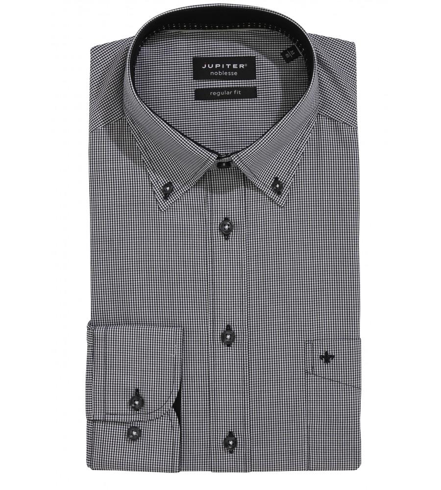 Kariertes Langarmhemd Modern Fit 2541-11221-050 detail1