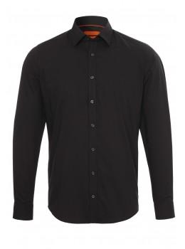 Modernes Stretch-Hemd Langarm