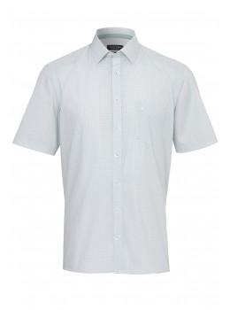 Modisches Print-Hemd ohne Brusttasche