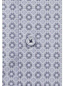 Bügelleichtes Baumwollhemd
