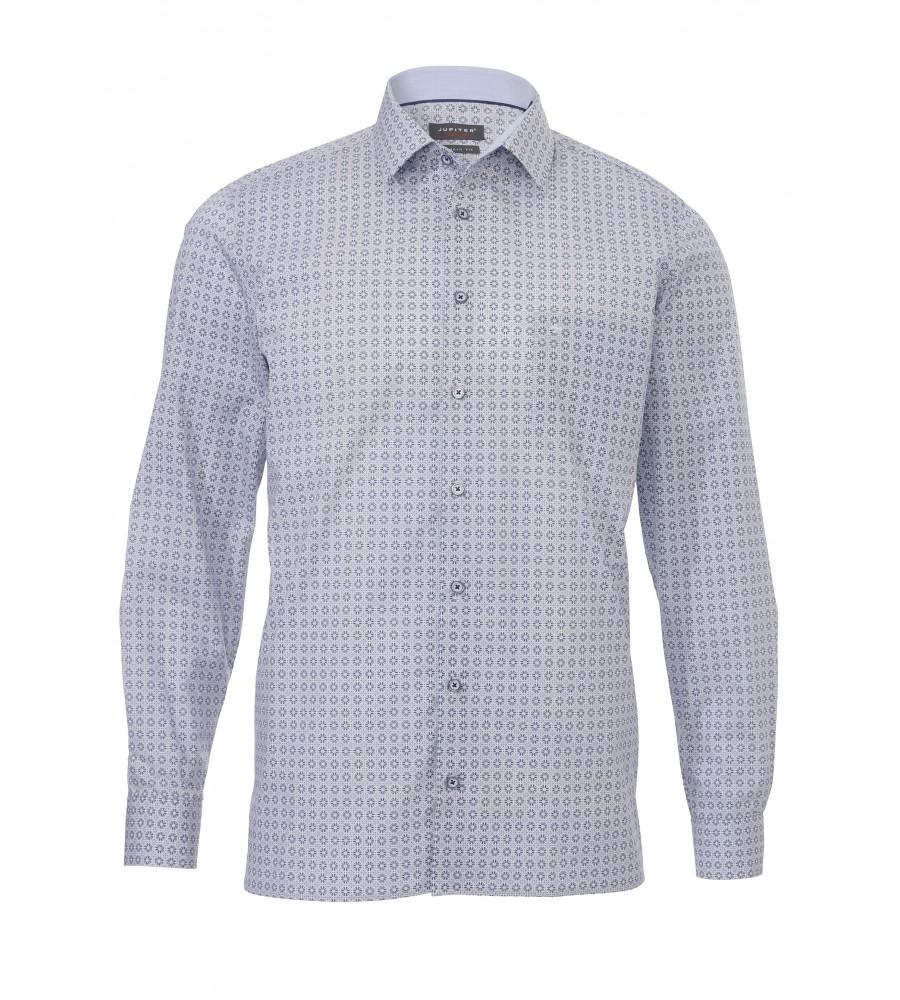 Bügelleichtes Baumwollhemd JC30526-21100-175 front