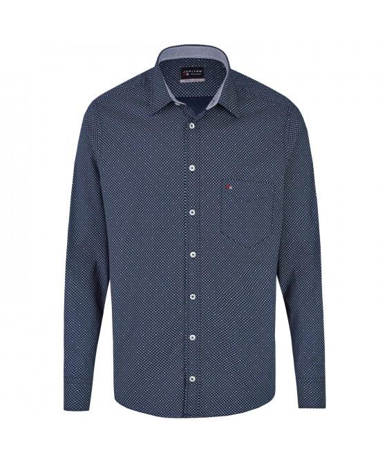 Langarmhemd mit modischem Druck JC80009-51121-178 01