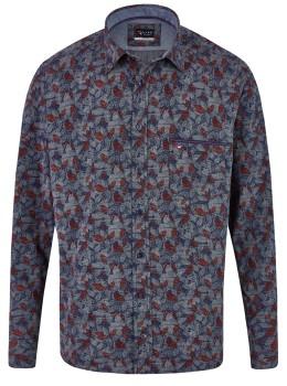 Stilvolles Langarmhemd