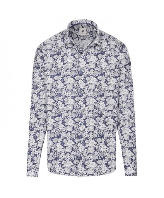 Langarmhemd mit Blumenmuster JC80108-41100-179 01