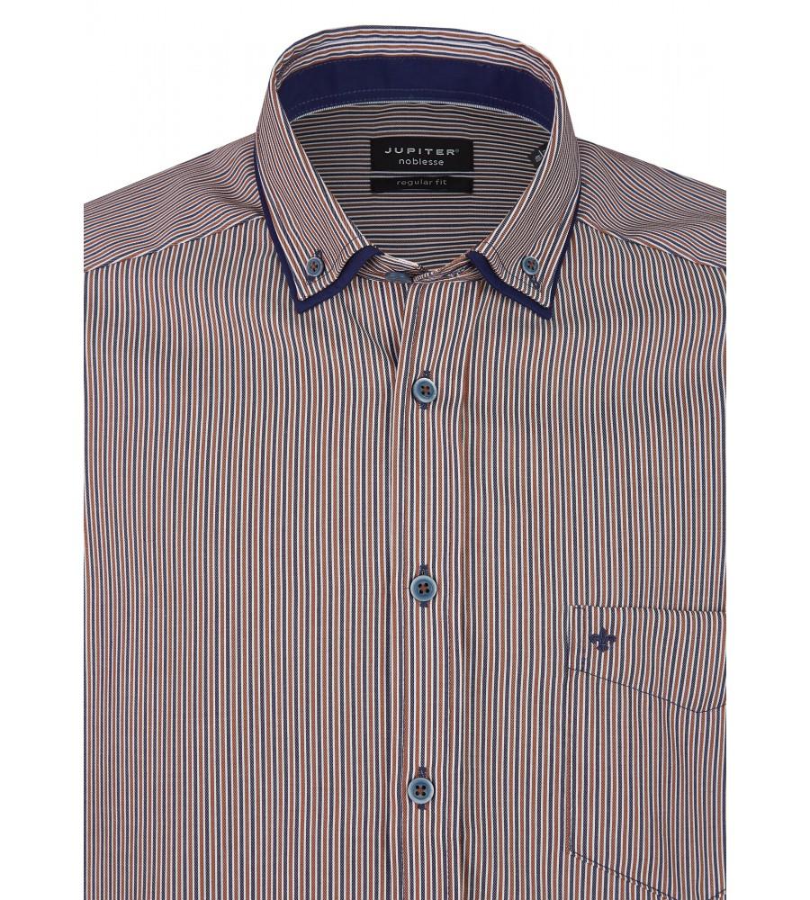 Langarmhemd mit modischen Streifen JC80511-11221-569 detail1