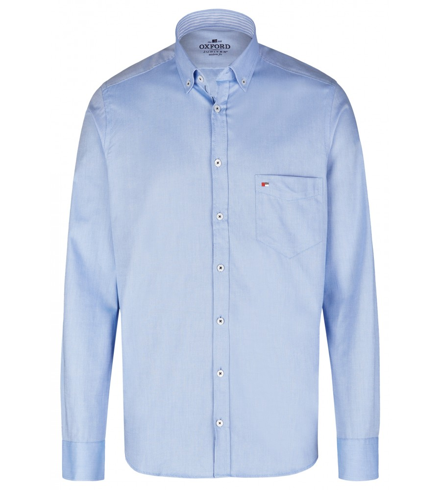 Oxford Herrenhemd Langarm JC90030-21221-112 front