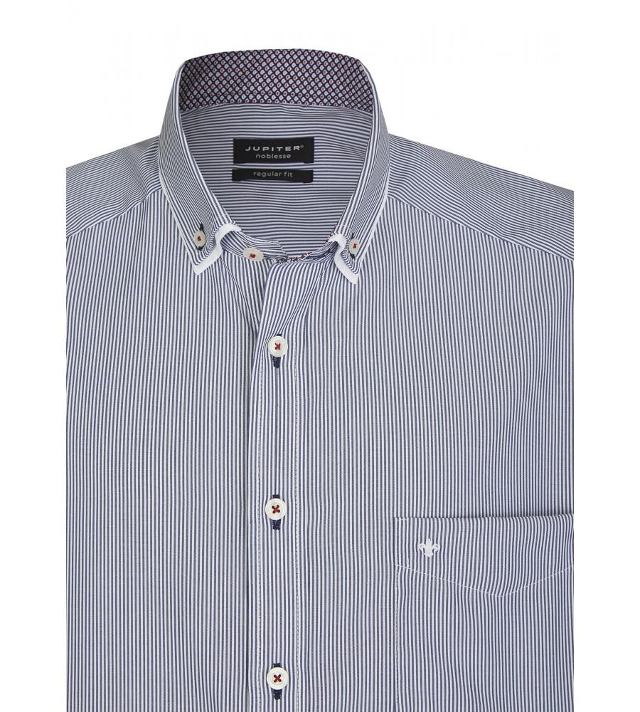 Streifenhemd mit modischem Doppelkragen JC90511-11221-166 detail1