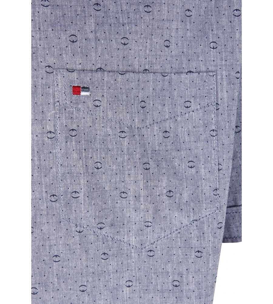 Modisches Druckhemd Kurzarm JC94000-12121-176 detail2