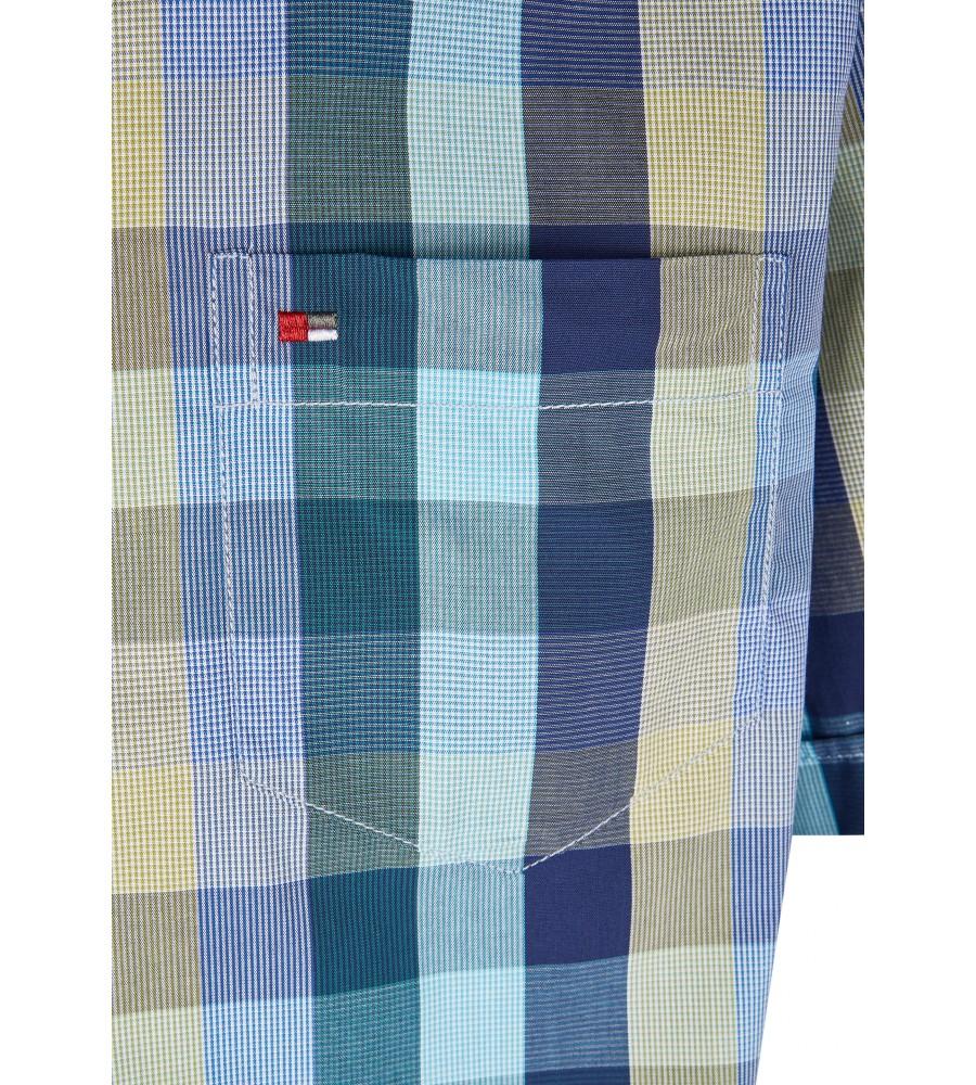 Modernes Hemd im Karo-Look Kurzarm JC94003-12111-453 detail2