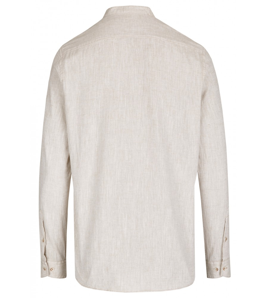 Lässiges Herrenhemd Langarm JD20030-21621-205 back