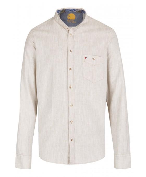 Lässiges Herrenhemd Langarm JD20030-21621-205 front