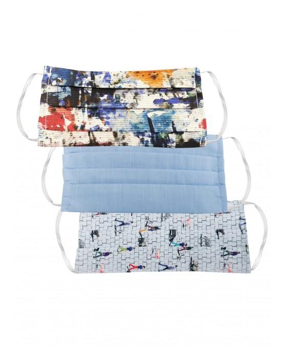 3er-Pack Mund-Nase-Masken JD26212-10000-100 front