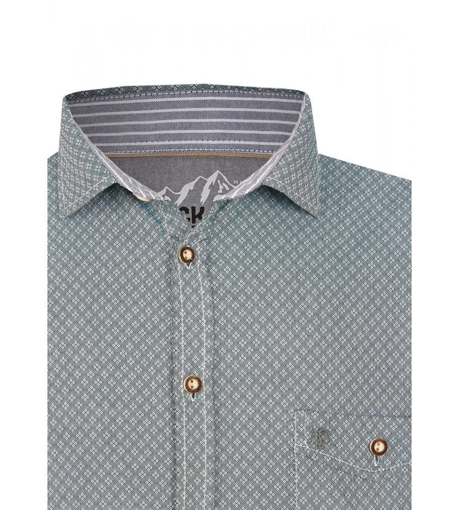 Zeitloses Trachtenhemd Langarm TC80002-81121-436 detail2