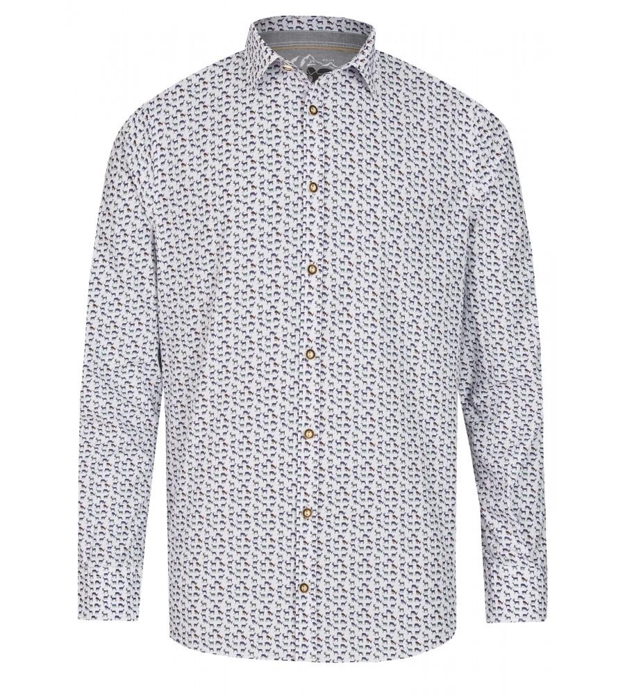 Zeitloses Trachtenhemd Langarm TC80011-31120-177 detail1