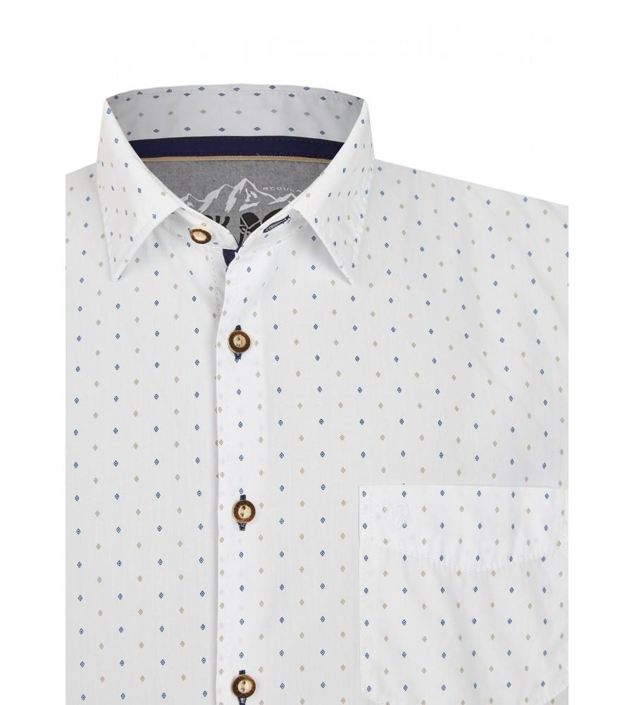 Trendiges Trachtenhemd Langarm TC80014-81101-273 detail2